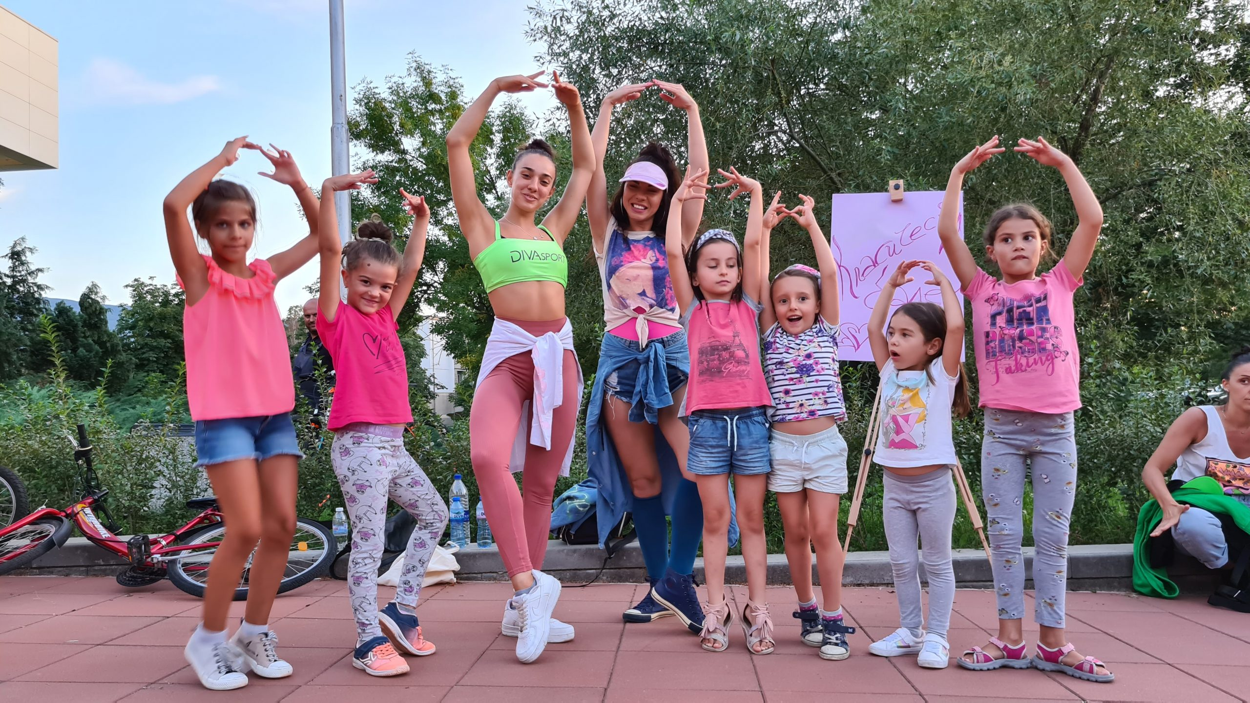 Класически балет в ОКИ Красно село парк Хиподрума