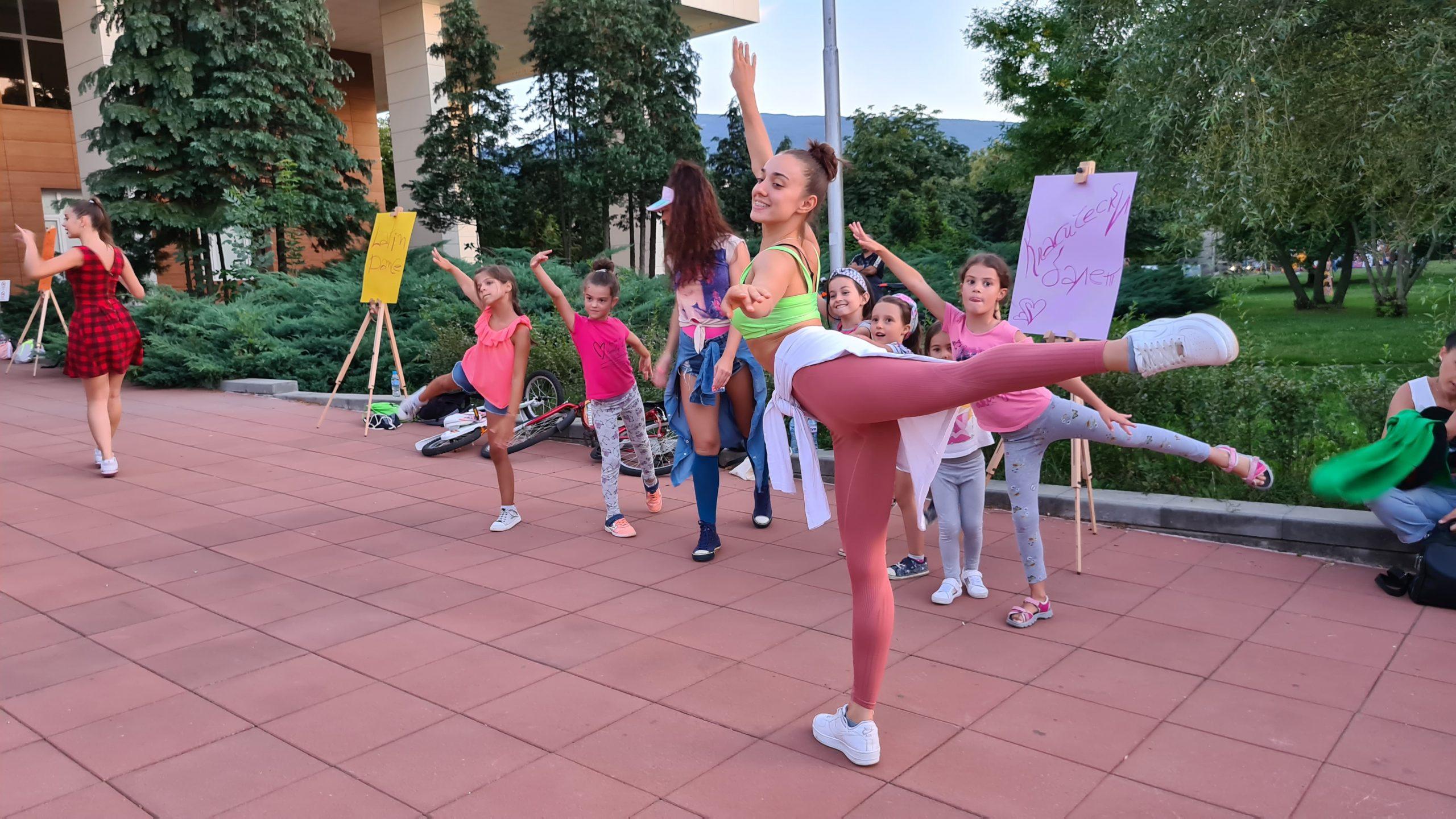 Класически балет с DIVA ZONE в Хиподрума