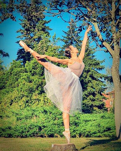 Класически балет в DIVA ZONE
