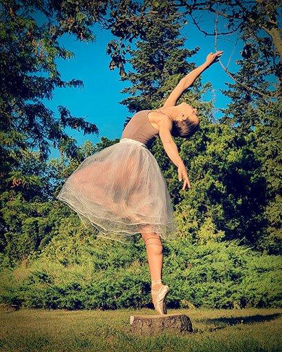 Класически балет в Хиподрума