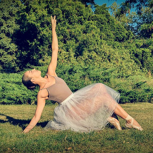 Класически балет за деца в парк Хиподрума
