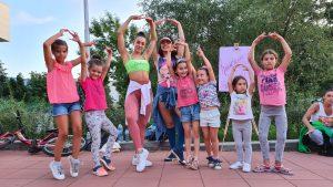 Детска Танцова Работилница с DIVA ZONE в парк Хиподрума през Септември 2020