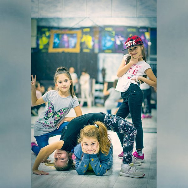 Модерни танци и Хип Хоп за деца в DIVA ZONE